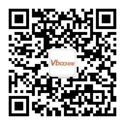 vboo微信订阅号二维码 第2张