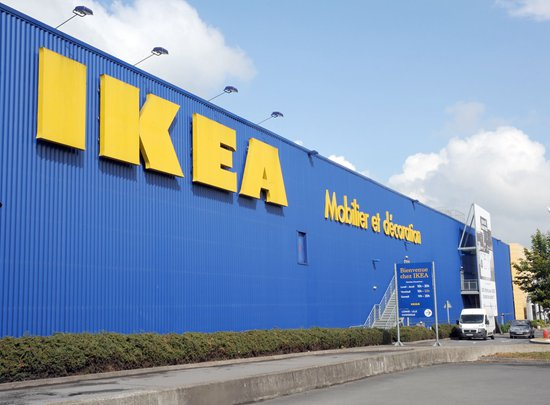 FRANCE-INDIA-SWEDEN-RETAIL-IKEA-COMPANY-FILES 第1张